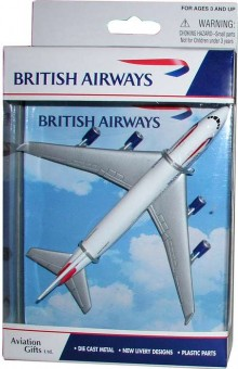 British Airways Single Plane RT6004