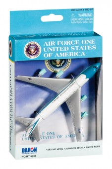 Air Force One United States of America Single Plane RT5734