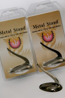Phoenix Models Bronze Finish Stand Scale 1:400