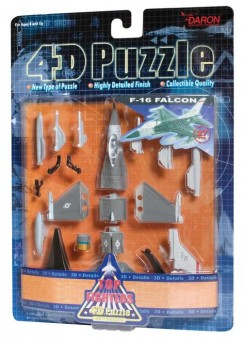 F-16 Fighter Puzzle
