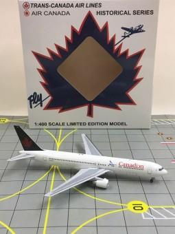 Canadian Airlines Boeing 767-300ER C-FXCA AeroClassics  scale 1:400