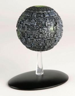 Die-Cast Borg Sphere, Start Trek Series by Eagle Moss EM-ST0010