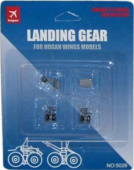 Landing Gear for Hogan Models Boeing B737-300/400/500 HG5026 Scale 1:200