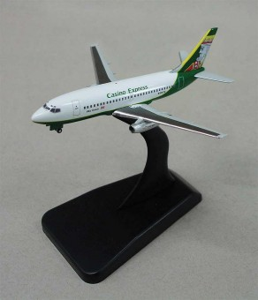 Casino Express Airlines 737-2H4 N456TM Limited A13060 scale 1:400