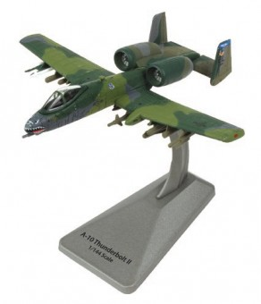 A-10 Thunderbolt II AF1-0144 Air Force 1 Smithsonian Series Scale 1:144