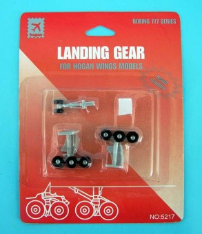 Landing Gear for Hogan Wing Models Boeing B777-200 HG5217 Scale 1:200