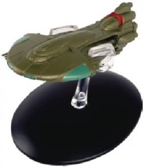 Tellarite Cruiser Star Trek Die-Cast Eagle Moss EM-ST0115