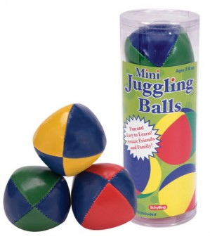 JUGGLING BALLS MINI#JBM