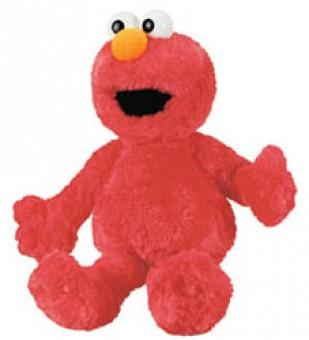 "Sesame Street ELMO HAND PUPPET 11"""