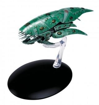 Romulan Drone Star Trek Universe EagleMoss Die-Cast EM-ST0039
