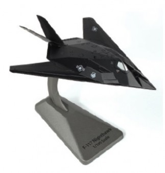 "F-117 Nighthawk ""Black Sheep"" 8th Fighter Squadron AF1-0145 W/Stand Air Force 1 Smithsonian Series Scale 1:144"