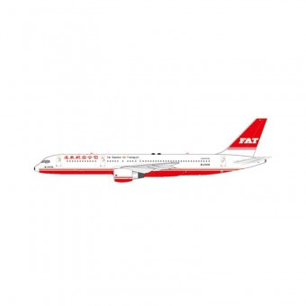 Far Eastern Airtransport Boeing 757-200 B-27015 EW4752002 JCWings Scale 1:400