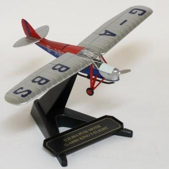 de Havilland DH.80 Puss Moth – King's Flight, G-ABBS 72PM003 1:72