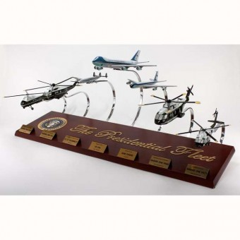 United States Air Force (USAF) Presidential Collection 7 Plane Set Executive Series B39072