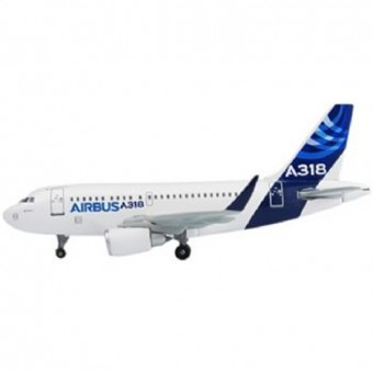 Airbus A318 DRW56417 Scale 1:400