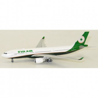 Eva Air Airbus A330-200 B-16310 JC Wings LH4EVA031 Scale 1:400