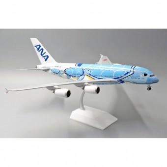 "ANA All Nippon Airbus A380 JA381A Flying Hanu ""Lani"" JC EW2388001 scale 1:200"