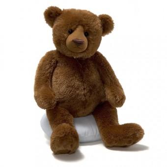 """GUND Matisse 19"""" Brown Bear"""