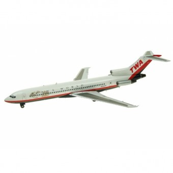 TWA Boeing 727-200 ~ N54340