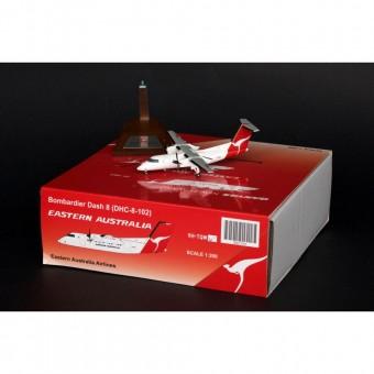 Eastern Australia Qantas Dash-8 Q-100 VH-TQW JC JC2QFA586 1:200