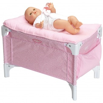 Doll Bed & Changing Table