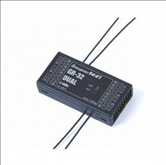 Graupner GR-32 16CH 2.4GHz HoTT Receiver PN:33516
