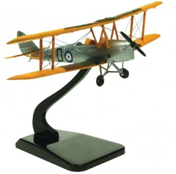 RAF DH.82a De Havilland Tiger Moth 18th Elementary and Reseve Flying Aviation 72 AV72-21007 scale 1:72