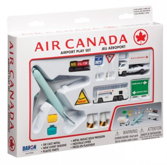 Air Canada Airport 12 Piece Play Set RT5881