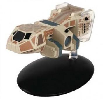 Talaxian Freighter Drexia Class Star Trek Universe EagleMoss Die-Cast EM-ST0076