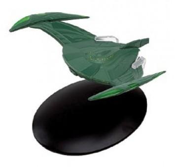 Romulan Bird-of-Prey Die Cast Model Start Trek Universe by Eagle Moss EM-ST0027
