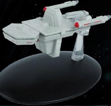 Antares Star Trek Universe EagleMoss Die-Cast EM-ST0063