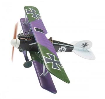Albatros D.III, Ltn Hermann Gring JAFU, Jasta 27 Iseghem Aerodrome 1917 Corgi Aviation AA37807 Scale 1:72