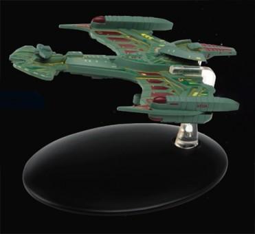 Klingon Negh'Var Warship Star Trek Universe EagleMoss Die-Cast EM-ST0047