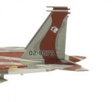 JASDF Japan F-15DJ Cha-Iro 02-8072 Die Cast Hogan HG60173 Scale 1:200