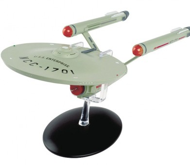 Mega Size, USS Enterprise NCC-1701-B EM-STMG01 Captain James Kirk