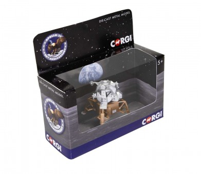 Lunar Landing Module by Corgi Space CS90646  scale model 90646