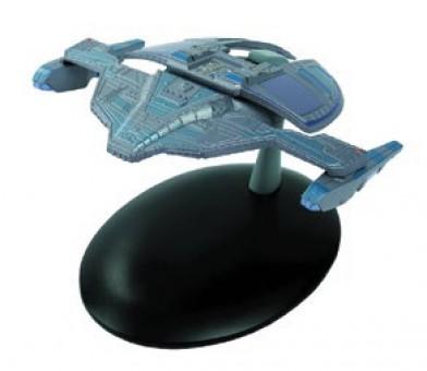 Jem'hadar Fighter Die-Cast  Model Start Trek Universe by Eagle Moss EM-ST0029