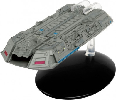 Federation Holoship Star Trek Eagle Moss Die-Cast EM-ST0085