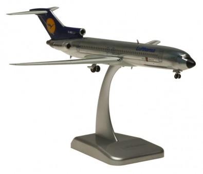 Die-cast Lufthansa B727-200 Polished Reg# D-ABCI Hogan HGLH29 Scale 1:200
