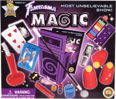 UNBELIEVABLE MAGIC SHOW#606MS