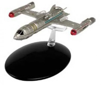 Nx-Alpha Prototype Star Trek Universe Eagle Moss Die-Cast EM-ST0084