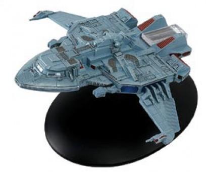 Maquis Fighter Die Cast Model Start Trek Universe by Eagle Moss EM-ST0028