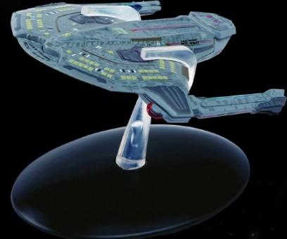 USS Yeager NCC-61947 Star Trek Universe EagleMoss Die-Cast EM-ST0056