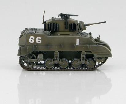 U.S. M5A1 Stuart Light Tank ROC Army 3rd Company 1st Bttn. 3rd Armored Regiment Oct 1949 Scale 1/72 HG4902