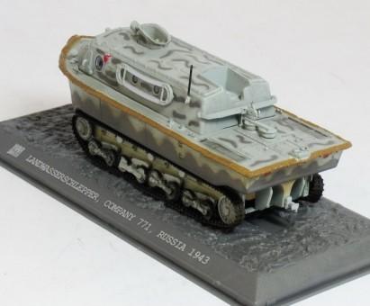 Landwasserschlepper Amphibious Russia 1943 die-cast model War Master S7200504 scale 1:72