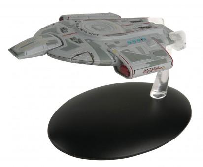 Die-Cast USS Defiant NX-74205 Start Trek Series by Eagle Moss EM-ST0009