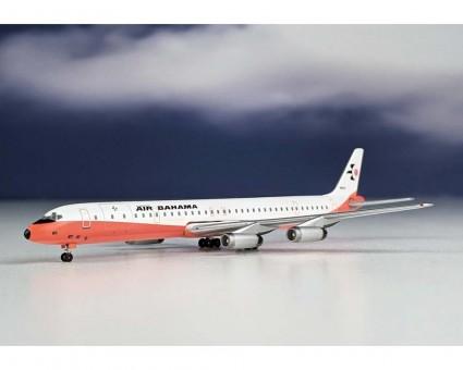 Air Bahama Douglas DC-8-63 N8630 die-cast Aeroclassics AC419789 scale 1:400