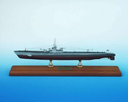 US Navy Gato Submarine  1:150 Scale