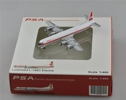 PSA L-188 N175PS JC Wings diecast model JC4036 scale 1:400
