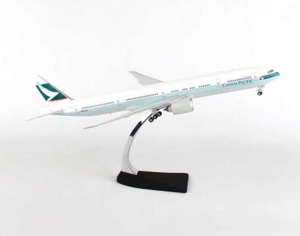 B-KQX Cathay Pacific 50th B777-300ER Boeing Reg# B-KQX Phoenix 04071 Scale 1:400